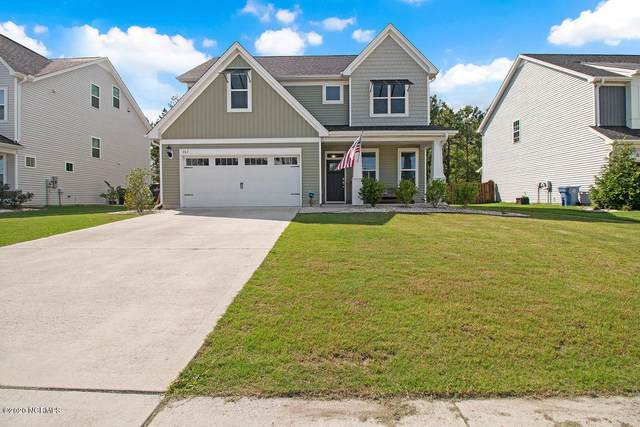 361 Belvedere Drive, Holly Ridge, NC 28445 (MLS #100220424) :: CENTURY 21 Sweyer & Associates