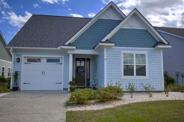 3227 Bay Winds Drive, Southport, NC 28461 (MLS #100220445) :: The Bob Williams Team