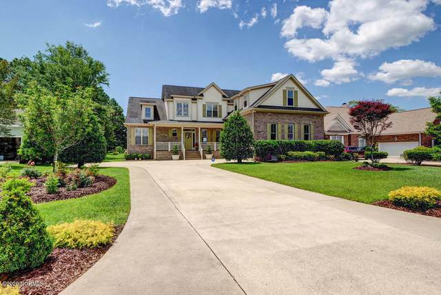 307 Club Court, Wilmington, NC 28412 (MLS #100220484) :: Lynda Haraway Group Real Estate