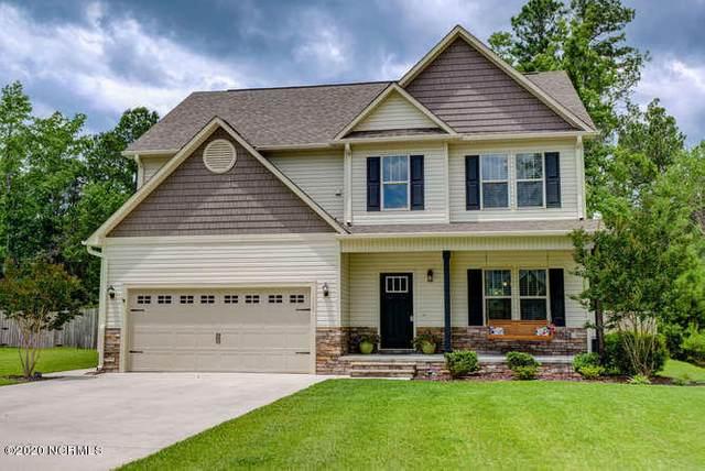119 Cedar Ridge Drive, Maysville, NC 28555 (MLS #100220526) :: CENTURY 21 Sweyer & Associates