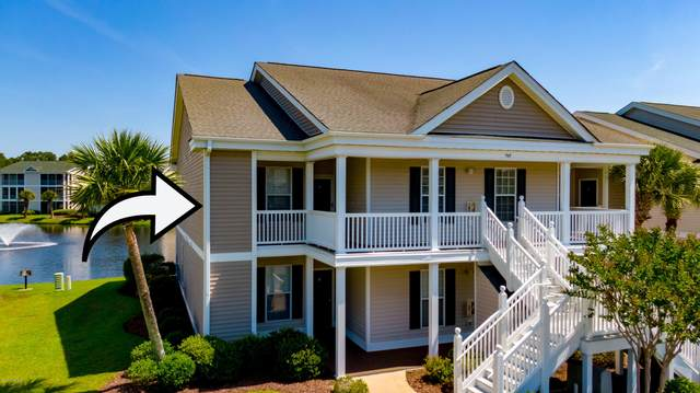 969 Great Egret Circle SW #3, Sunset Beach, NC 28468 (MLS #100220539) :: Lynda Haraway Group Real Estate