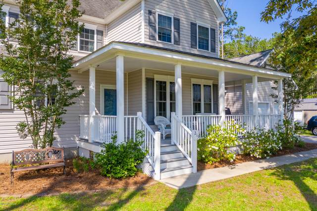 213 Hadnot Drive, Swansboro, NC 28584 (MLS #100220566) :: Courtney Carter Homes