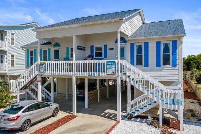 288 Brunswick Avenue W B, Holden Beach, NC 28462 (MLS #100220572) :: Lynda Haraway Group Real Estate