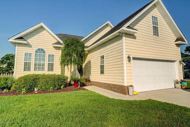 405 Beech Court, Carolina Beach, NC 28428 (MLS #100220593) :: Coldwell Banker Sea Coast Advantage