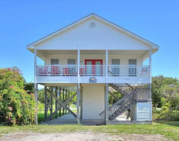 1624 E Beach Drive, Oak Island, NC 28465 (MLS #100220595) :: Berkshire Hathaway HomeServices Myrtle Beach Real Estate