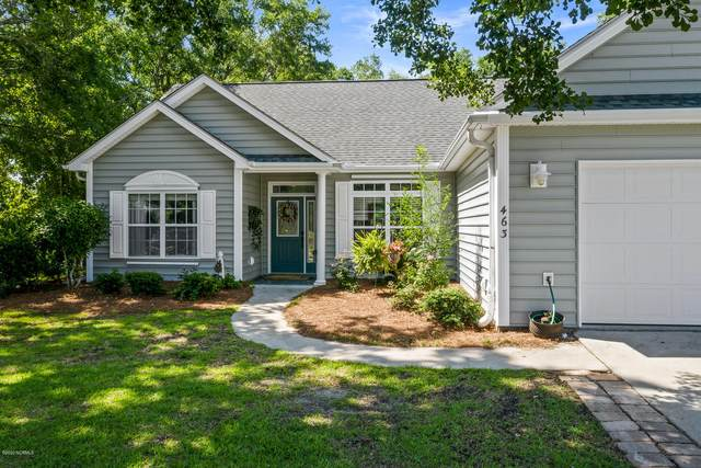 463 Kristen Lane SW, Supply, NC 28462 (MLS #100220627) :: Donna & Team New Bern