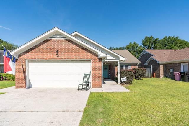 6208 Sugar Pine Drive, Wilmington, NC 28412 (MLS #100220628) :: David Cummings Real Estate Team