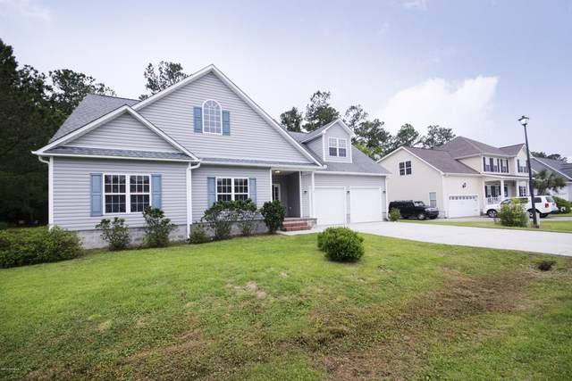 137 Madison Bay Drive, Beaufort, NC 28516 (MLS #100220633) :: CENTURY 21 Sweyer & Associates
