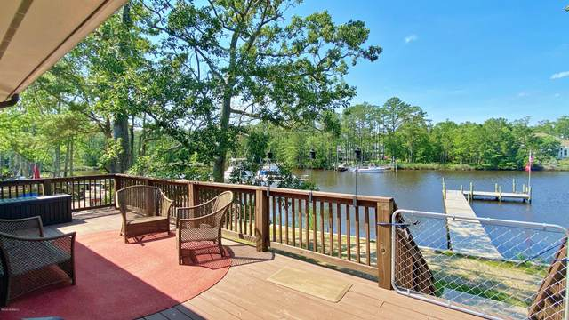 1025 Pirate Cove Circle, Oriental, NC 28571 (MLS #100220649) :: Donna & Team New Bern