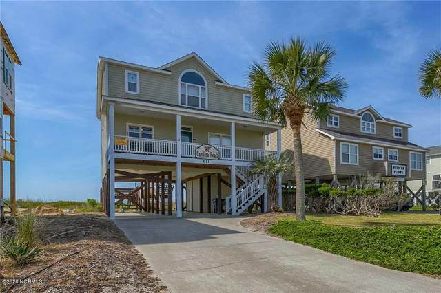 611 Ocean Boulevard W, Holden Beach, NC 28462 (MLS #100220652) :: Lynda Haraway Group Real Estate