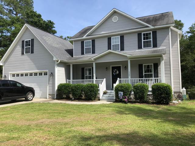 1727 Chadwick Shores Drive, Sneads Ferry, NC 28460 (MLS #100220737) :: Courtney Carter Homes