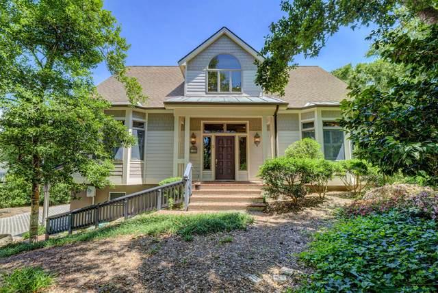 110 Arborvitae Drive, Pine Knoll Shores, NC 28512 (MLS #100220793) :: Lynda Haraway Group Real Estate