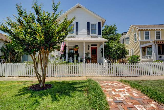 105 N Caswell Avenue, Southport, NC 28461 (MLS #100220801) :: Lynda Haraway Group Real Estate