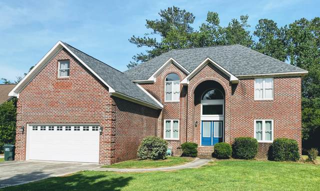 2417 Turtle Bay Drive, New Bern, NC 28562 (MLS #100220812) :: Donna & Team New Bern