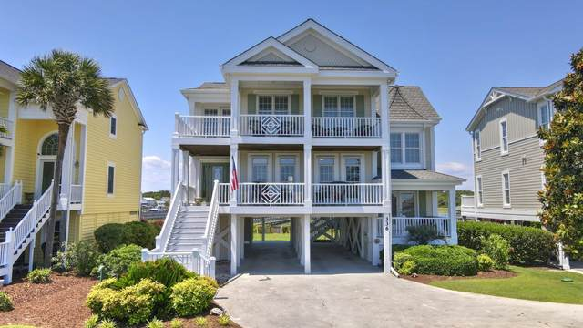 336 Marker Fifty Five Drive, Holden Beach, NC 28462 (MLS #100220822) :: Lynda Haraway Group Real Estate
