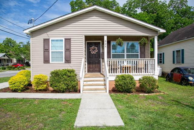 924 N 10th Street, Wilmington, NC 28401 (MLS #100220829) :: Berkshire Hathaway HomeServices Prime Properties
