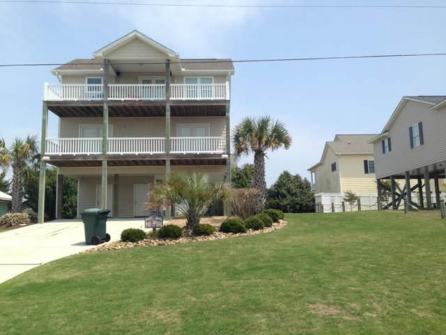 110 Mangrove Drive, Emerald Isle, NC 28594 (MLS #100220830) :: The Keith Beatty Team