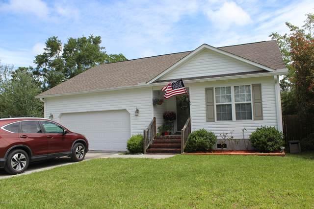 128 Sherwood Road, Newport, NC 28570 (MLS #100220842) :: Courtney Carter Homes