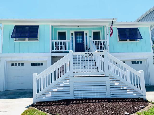 230 4th Avenue N, Kure Beach, NC 28449 (MLS #100220862) :: The Oceanaire Realty