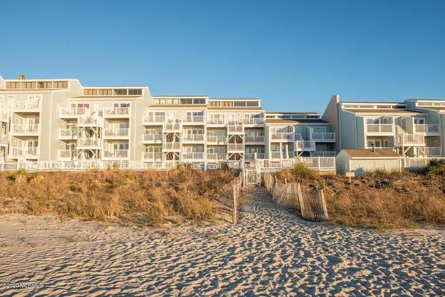 16 E First Street #204, Ocean Isle Beach, NC 28469 (MLS #100220863) :: The Tingen Team- Berkshire Hathaway HomeServices Prime Properties