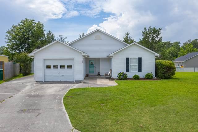 827 S Dogwood Lane, Swansboro, NC 28584 (MLS #100220895) :: CENTURY 21 Sweyer & Associates
