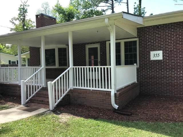 355 Catfish Lake Road, New Bern, NC 28562 (MLS #100220910) :: CENTURY 21 Sweyer & Associates