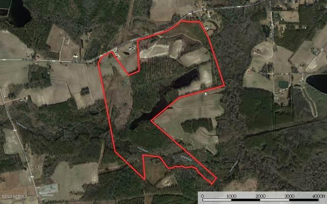 Near 3952 Old Pine Log Road, Chadbourn, NC 28431 (MLS #100220917) :: CENTURY 21 Sweyer & Associates