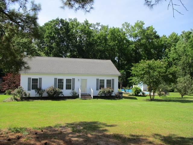 10340 Stewartsville Cemetery Road, Laurinburg, NC 28352 (MLS #100220934) :: CENTURY 21 Sweyer & Associates