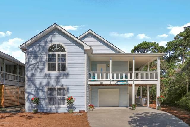 157 NE 33rd Street, Oak Island, NC 28465 (MLS #100220944) :: Welcome Home Realty