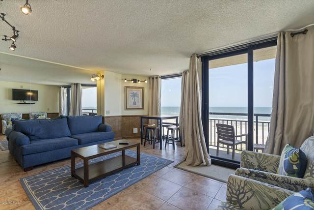 2700 N Lumina Avenue #612, Wrightsville Beach, NC 28480 (MLS #100220950) :: Donna & Team New Bern
