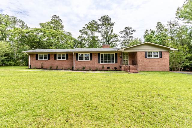 409 Country Club Drive, Jacksonville, NC 28546 (MLS #100220953) :: David Cummings Real Estate Team