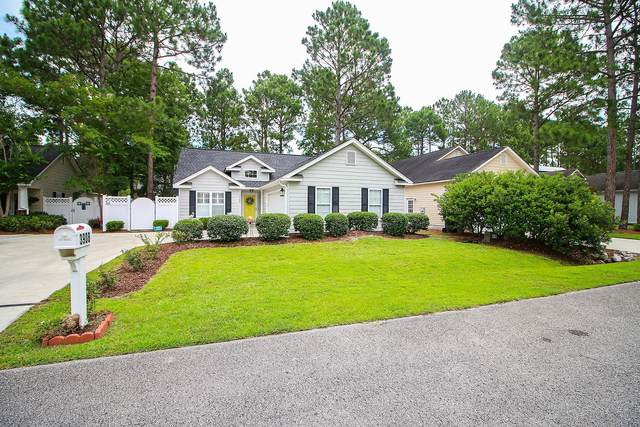 3908 Pepperberry Lane, Southport, NC 28461 (MLS #100220960) :: Welcome Home Realty