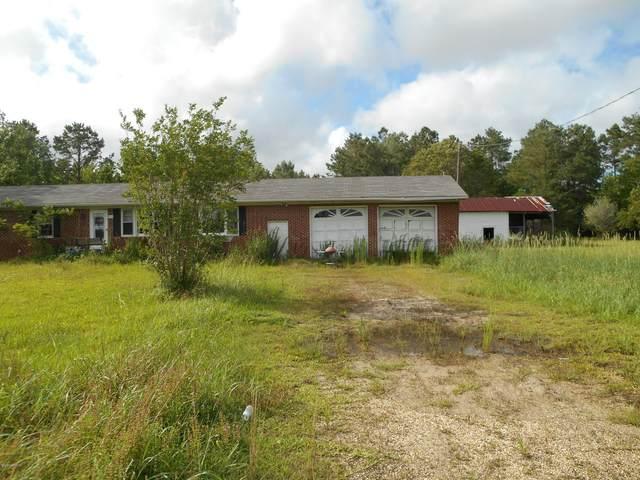 3632 Highway 101 (House & 26 Acres), Newport, NC 28570 (MLS #100220968) :: Donna & Team New Bern