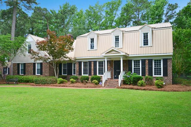 304 Queen Annes Road, Greenville, NC 27858 (MLS #100220990) :: Barefoot-Chandler & Associates LLC