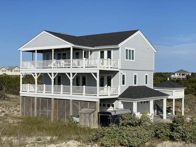 34 Sandpiper Trail, Bald Head Island, NC 28461 (MLS #100221011) :: Courtney Carter Homes