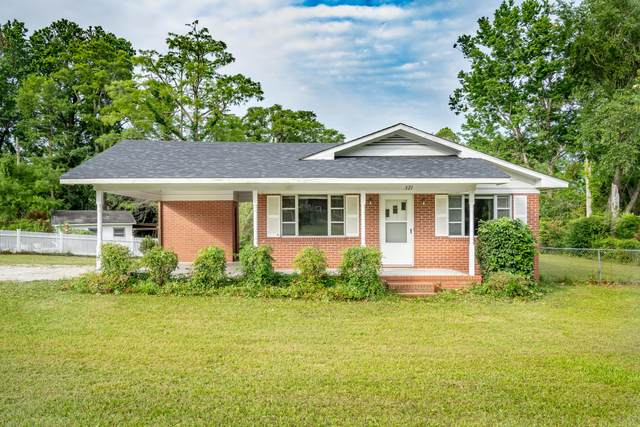 321 Pine Hills Drive, Wilmington, NC 28403 (MLS #100221019) :: Donna & Team New Bern