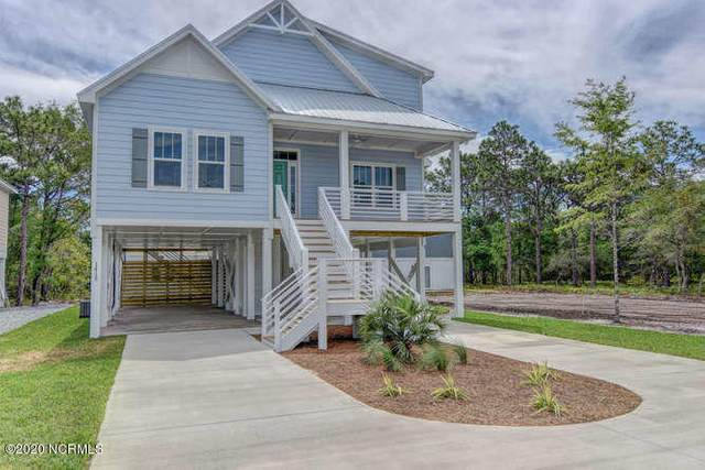 108 Island Mimosa Drive, Carolina Beach, NC 28428 (MLS #100221038) :: Stancill Realty Group