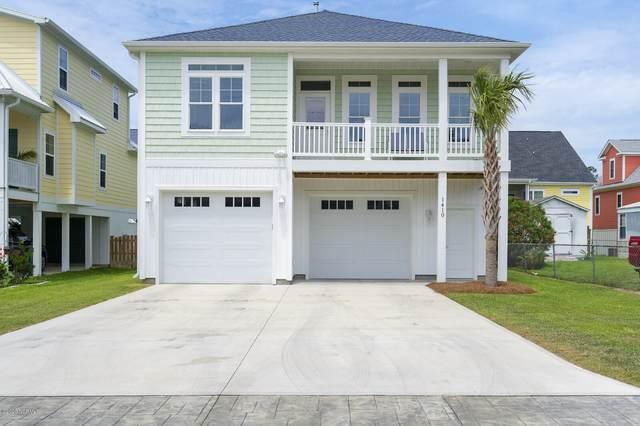 1410 Spot Lane, Carolina Beach, NC 28428 (MLS #100221063) :: Donna & Team New Bern