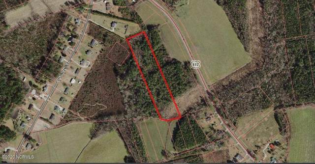 Lot 1 Hwy 117, Willard, NC 28478 (MLS #100221071) :: Carolina Elite Properties LHR