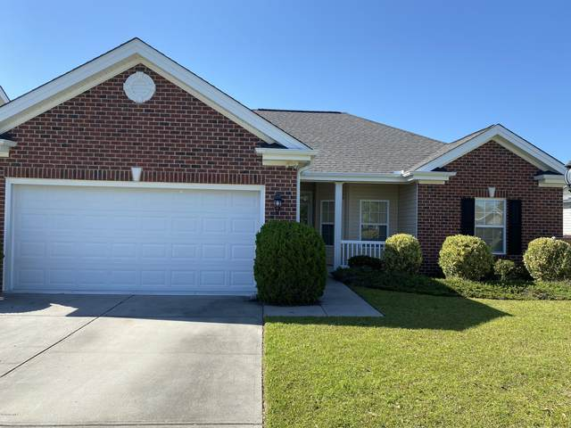 442 Kershaw Street NW, Calabash, NC 28467 (MLS #100221083) :: Frost Real Estate Team