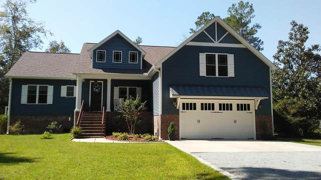 607 Creekwood Drive, Trent Woods, NC 28562 (MLS #100221307) :: The Chris Luther Team