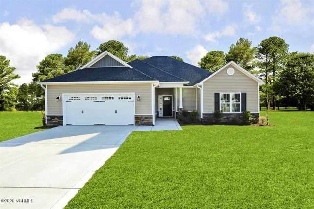 217 Knightheads Drive, Swansboro, NC 28584 (MLS #100221322) :: The Tingen Team- Berkshire Hathaway HomeServices Prime Properties