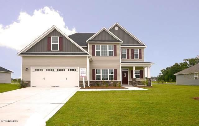 422 Whistling Heron Way, Swansboro, NC 28584 (MLS #100221333) :: Coldwell Banker Sea Coast Advantage