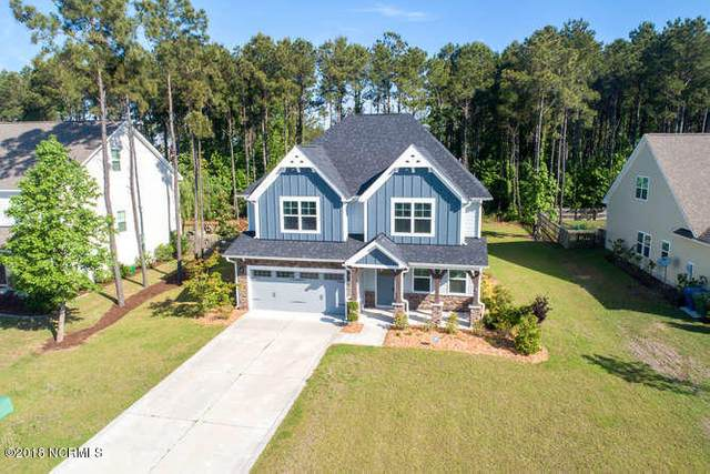 409 Canvasback Lane, Sneads Ferry, NC 28460 (MLS #100221452) :: Courtney Carter Homes