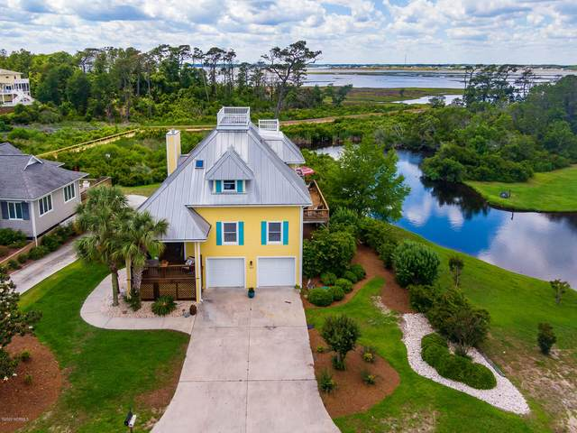 313 Lord Berkeley Drive, Emerald Isle, NC 28594 (MLS #100221469) :: Courtney Carter Homes
