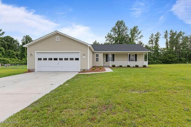 111 Howell Drive, Jacksonville, NC 28540 (MLS #100221562) :: CENTURY 21 Sweyer & Associates