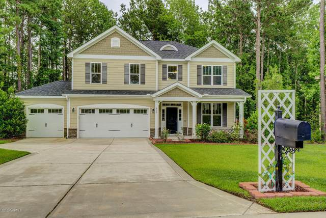 422 Canvasback Lane, Sneads Ferry, NC 28460 (MLS #100221629) :: Courtney Carter Homes