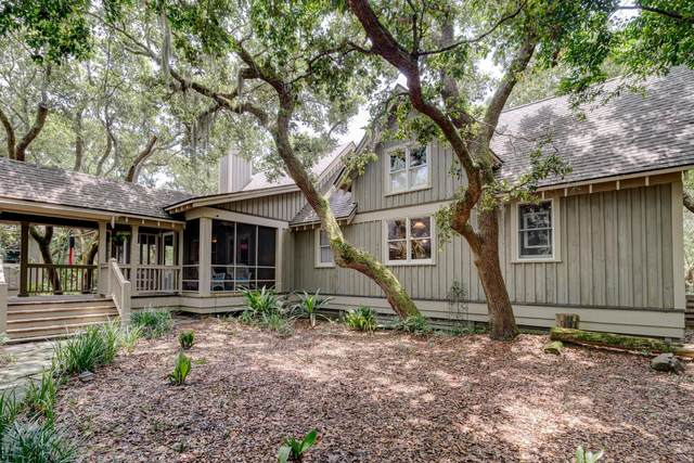 46 Fort Holmes Trail, Bald Head Island, NC 28461 (MLS #100221682) :: Courtney Carter Homes