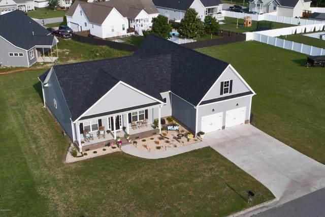 3803 Baybrooke Drive, Wilson, NC 27893 (MLS #100221771) :: CENTURY 21 Sweyer & Associates