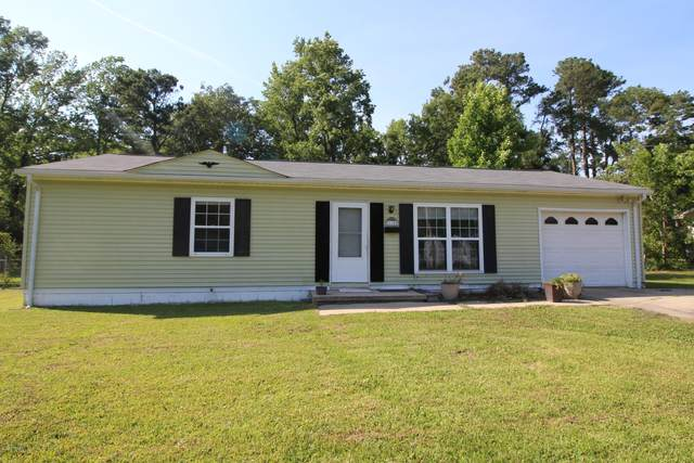 118 Fairview Street, Havelock, NC 28532 (MLS #100221875) :: Courtney Carter Homes